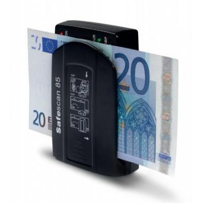Safescan 85 Vals geld detector - Zwart