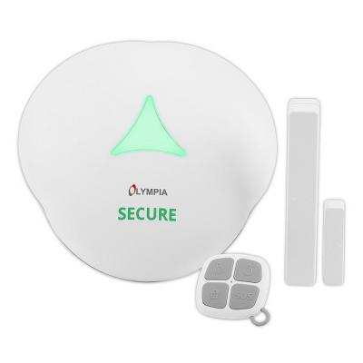 Olympia Secure AS 602 - Grijs, Wit
