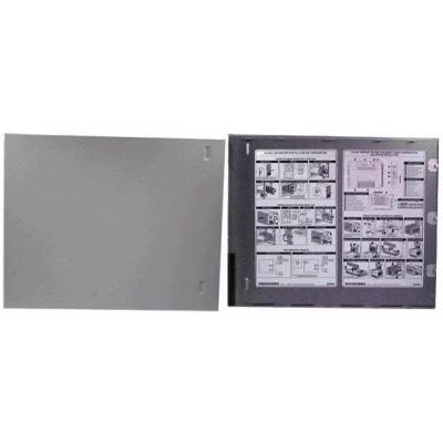 Hewlett Packard Enterprise Left Side Access Panel & Top Cover Computerkast onderdeel - Grijs
