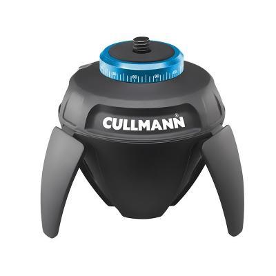 Cullmann statiefkop: SMARTpano 360 - Zwart