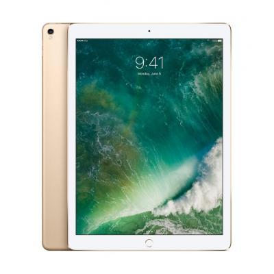 "Apple iPad Pro 12.9"" Wi-Fi + Cellular 256GB Gold tablet - Goud"