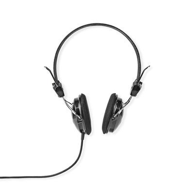 Nedis HPWD1103BK Headset - Zwart