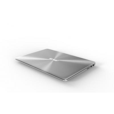 Asus laptop: ZenBook BX310UA-FC223R - Grijs, Zilver