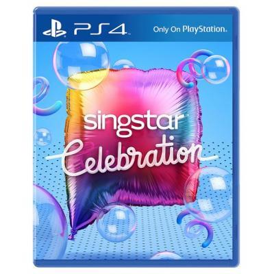 Sony game: SingStar Celebration
