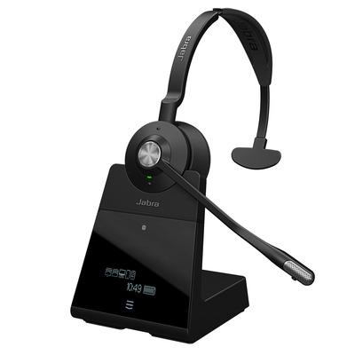 Jabra Engage 75 Mono headset - Zwart