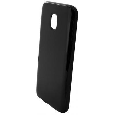 Mobiparts Classic TPU Case Samsung Galaxy J3 (2017) Black Mobile phone case - Zwart