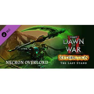 Sega : Warhammer 40,000: Dawn of War II - Retribution - The Last Stand Necron Overlord