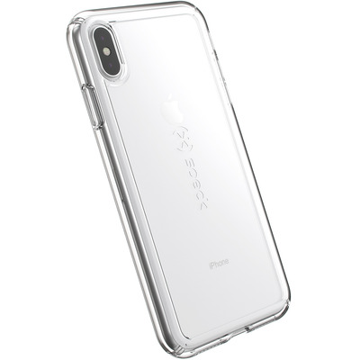 Speck GemShell iPhone XS Max Mobile phone case - Transparant