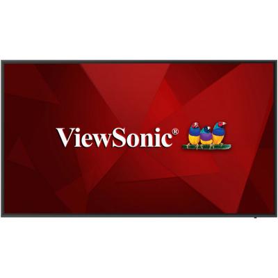 "Viewsonic 65"", TFT LCD, 4K, 16:9, 450 cd/m², 1200:1, 8 ms, 178/178, 16W x2, 100-240 VAC, 22.95 kg Public ....."
