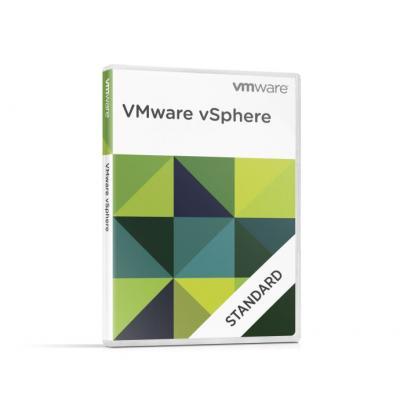 Vmware vSphere 6 Standard garantie