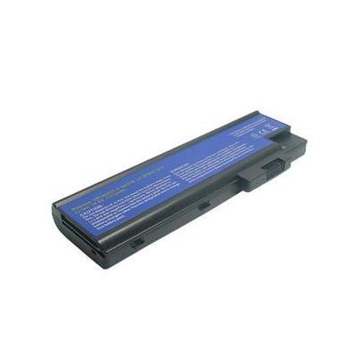Acer batterij: Li/Ionen battery 14.8V / 4.800 mAh / 72Wh - Zwart