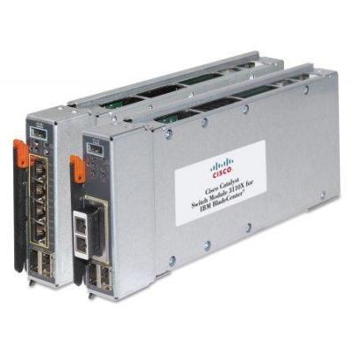 Lenovo netwerk switch module: Catalyst 3110X RoHS