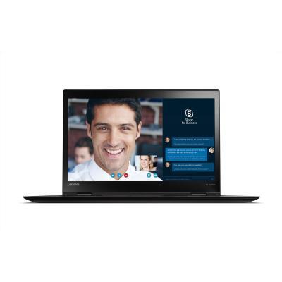 Lenovo laptop: ThinkPad X1 Carbon - Zwart