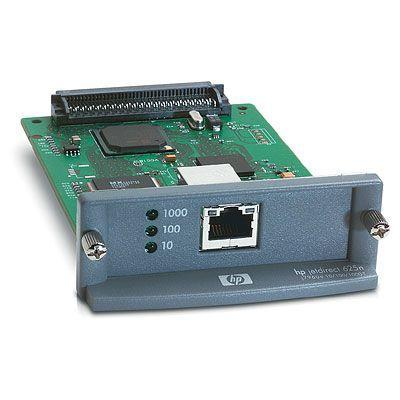 Hp printer server: Jetdirect 625n Gigabit Ethernet Print Server