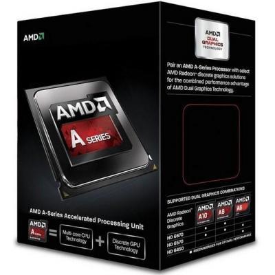 Amd processor: A series A6-6420K Black Edition