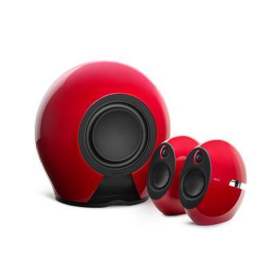 Edifier luidspreker set: e235 - Rood