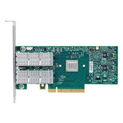 Lenovo netwerkkaart: Mellanox ConnectX-3 40GbE / FDR IB VPI - Groen