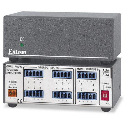 Extron ASA 304 Audio versterker - Grijs