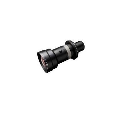 Panasonic projectielens: Fixed-Focus Lens - Zwart