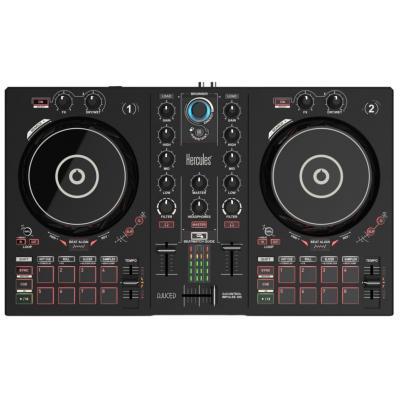 Hercules DJControl Inpulse 300 DJ controller - Zwart