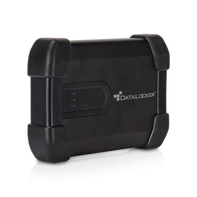 Datalocker externe harde schijf: H300 - Zwart