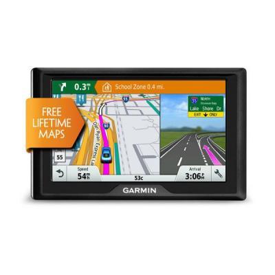 Garmin navigatie: Drive 50LM - Zwart