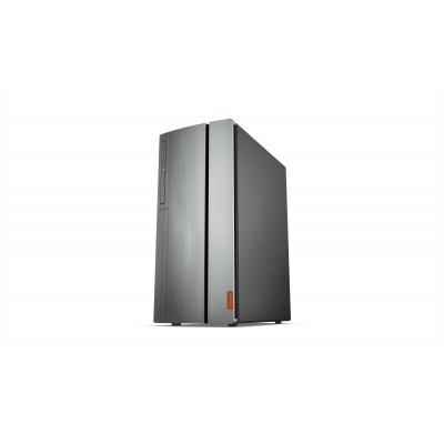 Lenovo pc: IdeaCentre 720 - Zwart, Zilver