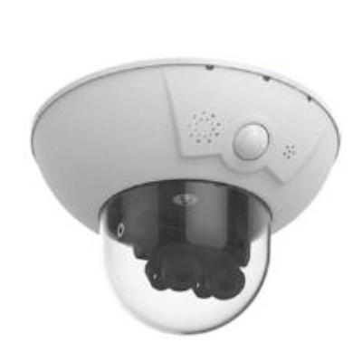 Mobotix Mx-D16B-F-6D6N237 Beveiligingscamera - Wit