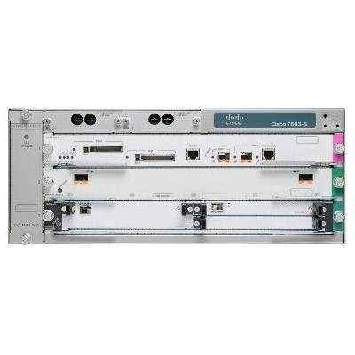 Cisco netwerkchassis: 7603-S (Open Box)