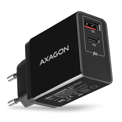 Axagon ACU-PQ22 opladers voor mobiele apparatuur