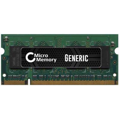 CoreParts 256MB DDR2 Module RAM-geheugen