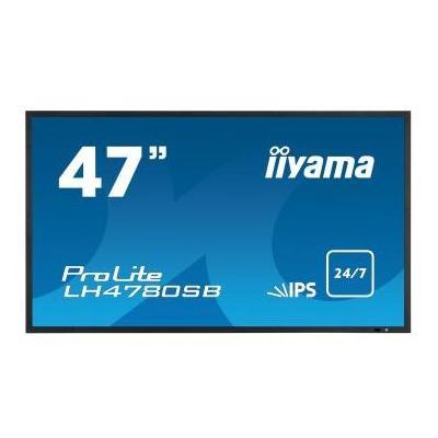 iiyama LH4780SB-B1 public display