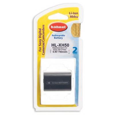 Hahnel batterij: HL-XH50