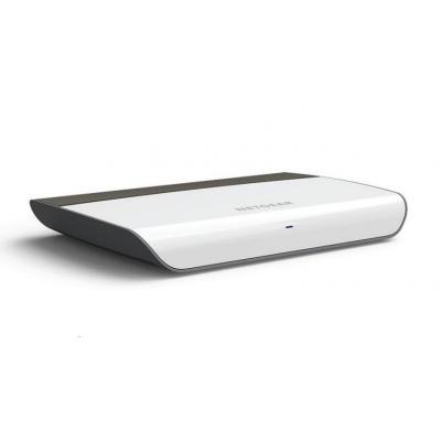 Netgear GS908E 8-port Gigabit Smart Managed Plus Click Switch - Zwart, Wit