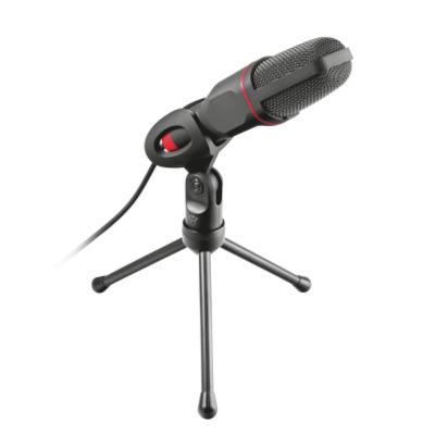 Trust GXT 212 Microfoon - Zwart