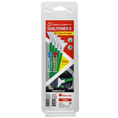 VisibleDust DUALPOWER-X Reinigingskit - Multi kleuren