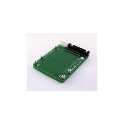 "CRU Seven adapters compatible with v5 docks: 6.35 cm (2.5"") & 4.572 cm (1.8"") IDE, ZIF, mini PCIe, mSATA, MBA2010 ....."