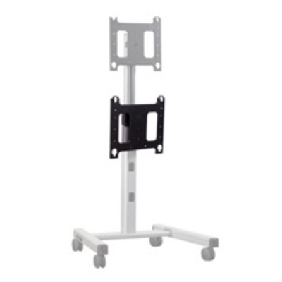 Chief Dual Display Mounting Accessory for Carts and Stands TV standaard - Zwart