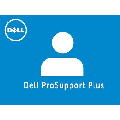 Dell garantie: 1Y PS NBD - 3Y PSP NBD