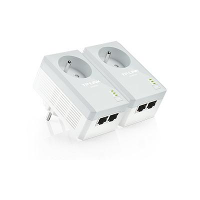 TP-LINK AV500 Powerline adapter - Wit