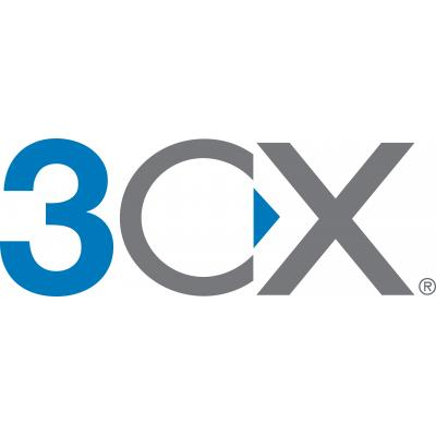 3CX Phone System 32 SC Pro Upgrade Version 7-12 to 12.5 Software licentie