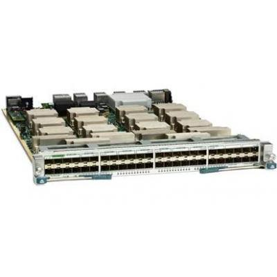 Cisco netwerk switch module: Nexus 7000 F2e