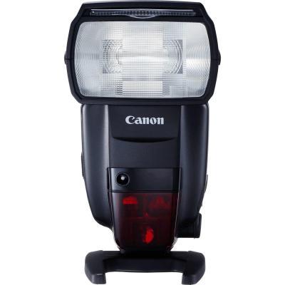 Canon Speedlite 600EX II-RT Camera flitser - Zwart