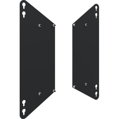 SmartMetals Verloopset naar 600-500/600 & 800-500/600 voor vloerliften Montagekit - Zwart