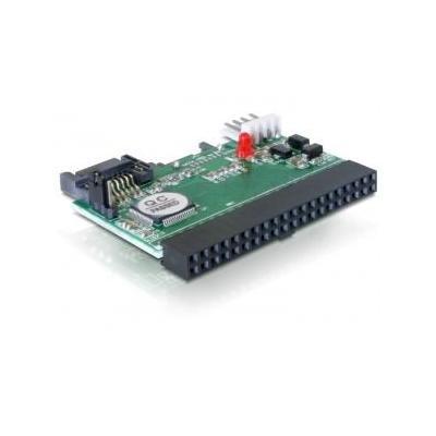 Delock ATA kabel: Converter IDE 40pin > SATA 2x HDD