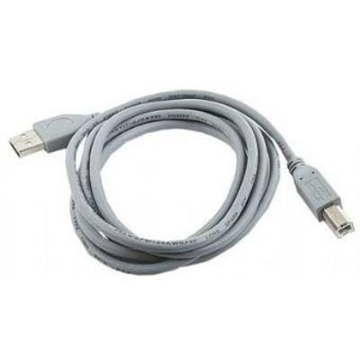 Gembird 1.8m USB 2.0 A/B M USB kabel - Grijs