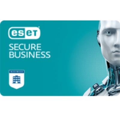 ESET SECURE BUSINESS 2000 - 4999 User Software