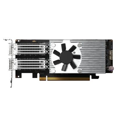 QNAP 2x 100G QSFP28, PCIe 4.0 x16 Netwerkkaart