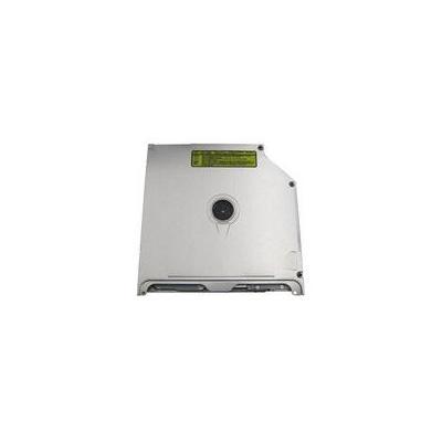 Microspareparts brander: Apple Slimline Super Drive, New Panasonic (Matshita) UJ-898 - Roestvrijstaal