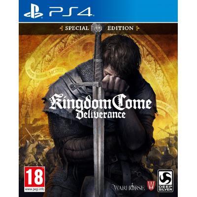 Deep silver game: Kingdom Come: Deliverance (Special Edition)  PS4